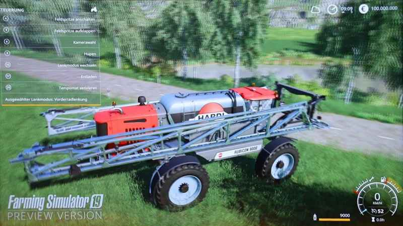 GAMEPLAY / INGAME SCENES FARMING SIMULATOR 2019! • Farming