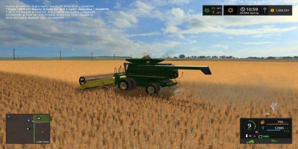 FS17 OKLAHOMA USA 2017 MAP V1 0 • Farming simulator 19, 17, 15 mods
