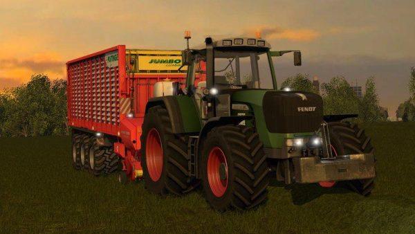 FS17 FENDT 916-930 TMS V1 0 1 • Farming simulator 19, 17, 15 mods
