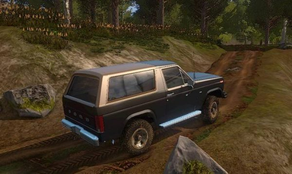FS17 FORD BRONCO V1 3 • Farming simulator 19, 17, 15 mods