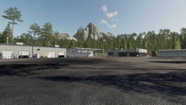 FS19 BOULDER CANYON LOGGING MAP V1 1 0 0 • Farming simulator