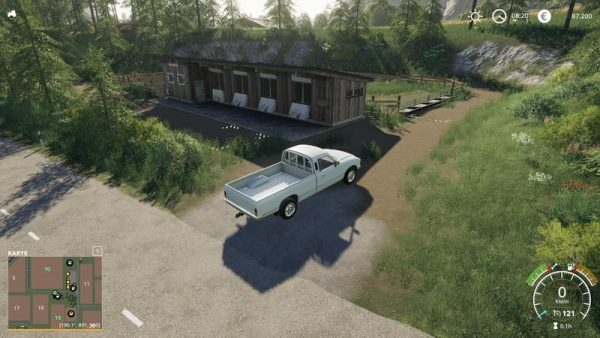 FS19 FELSBRUNN CONVERSION - MULTIPLAYER CAPABLE BUGFIXES V2