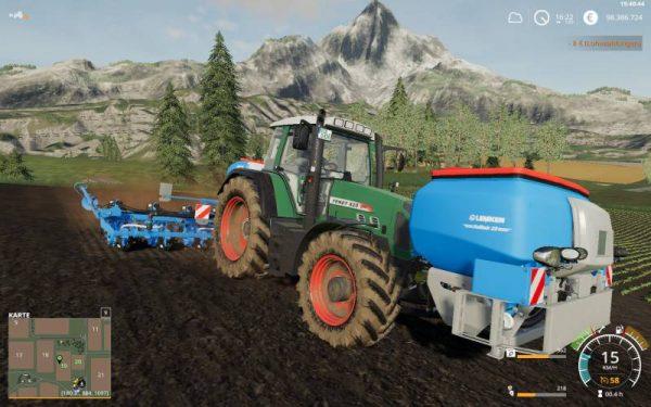 FS19 FENDT 800 VARIO TMS V1 0 0 6 • Farming simulator 19, 17, 15