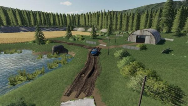 FS19 PROSTOKVASHINO MAP V2 0 19 • Farming simulator 19, 17