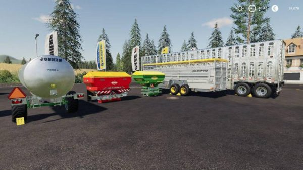 FS19 MODS PACK #2 BY STEVIE • Farming simulator 19, 17, 15 mods