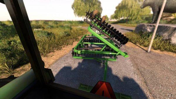 FS19 JOHN DEERE 220 DISC V1 0 • Farming simulator 19, 17, 15