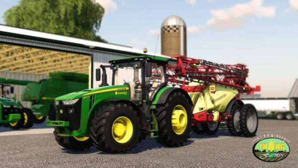 FS19 HARDI NAVIGATOR 6000 USA OFFICIAL V1 0 0 0 • Farming simulator