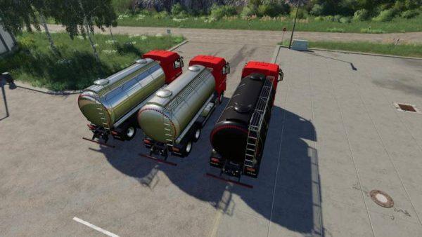 FS19 MAN TGX TANKER TRUCK V1 0 0 0 • Farming simulator 19, 17, 15