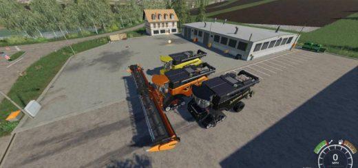 FS 19 Combines - Farming simulator 19, 17, 15 mods | FS19