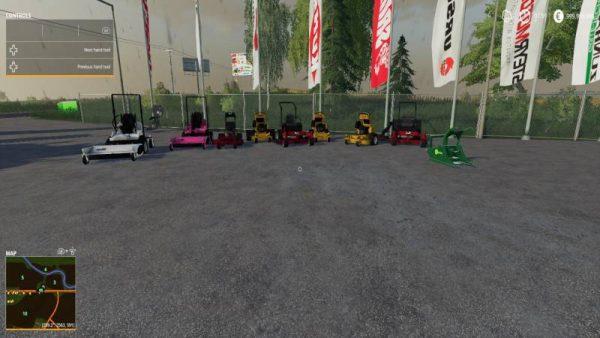 FS19 MOWERPACK V1 1 • Farming simulator 19, 17, 15 mods | FS19, 17