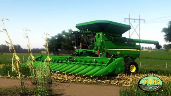 FS19 JOHN DEERE 616C/716C OFFICIAL V1 0 0 0 • Farming
