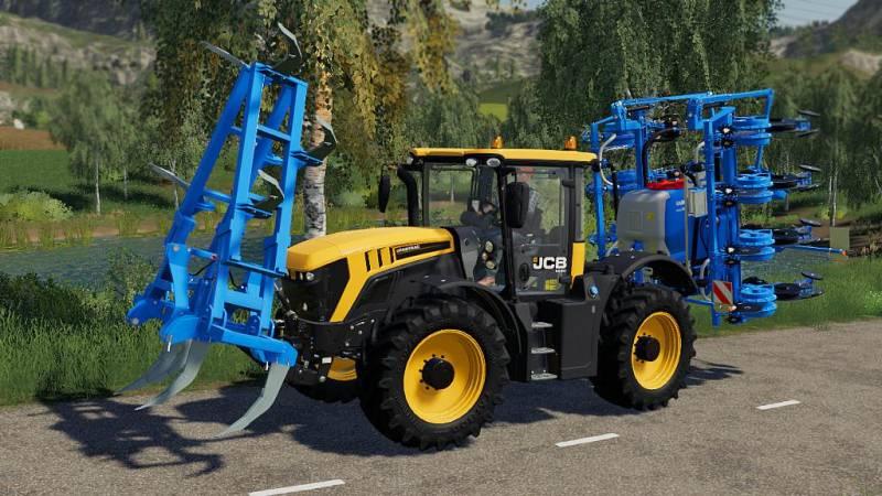 LIZARD SUBSOILER 6M V1 0 0 0 • Farming simulator 19, 17, 15 mods