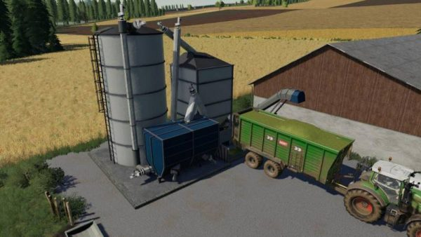 FS19 GLOBALCOMPANY - FERMENTING SILO V1 0 0 0 • Farming